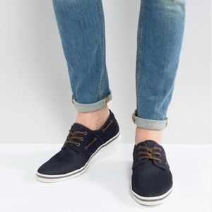 Also Daleni Mesh Boat Shoes